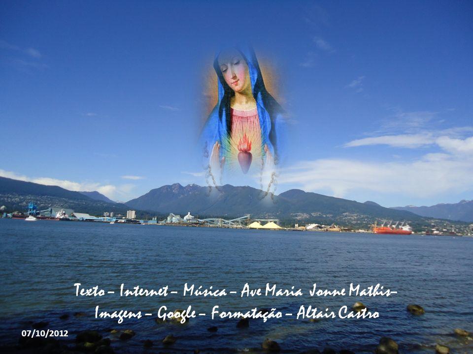 Texto – Internet – Música – Ave Maria Jonne Mathis–