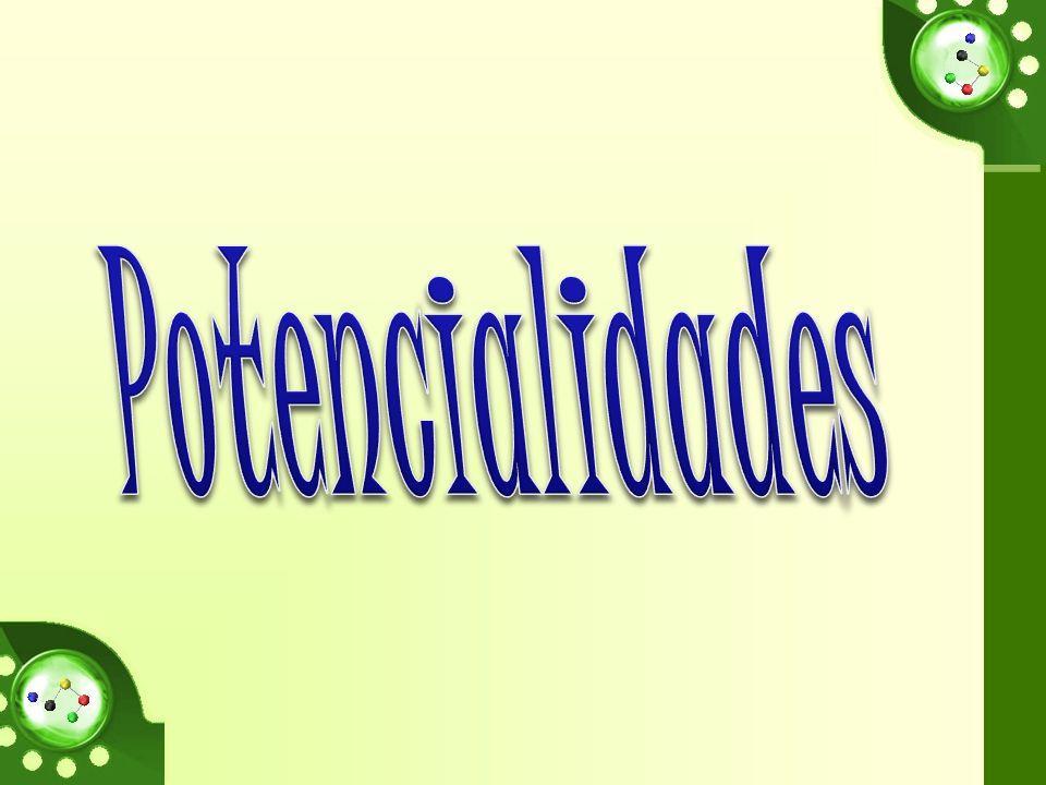 Potencialidades