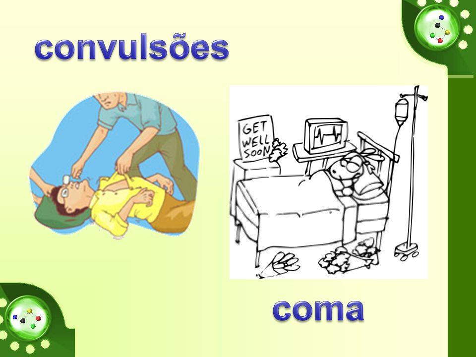 convulsões coma