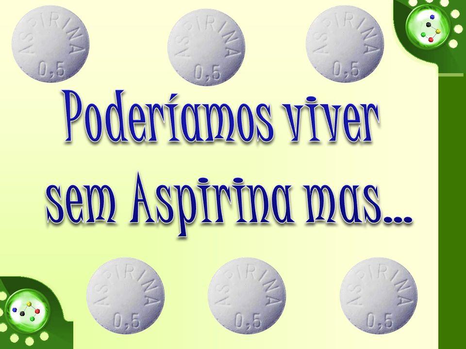 Poderíamos viver sem Aspirina mas…