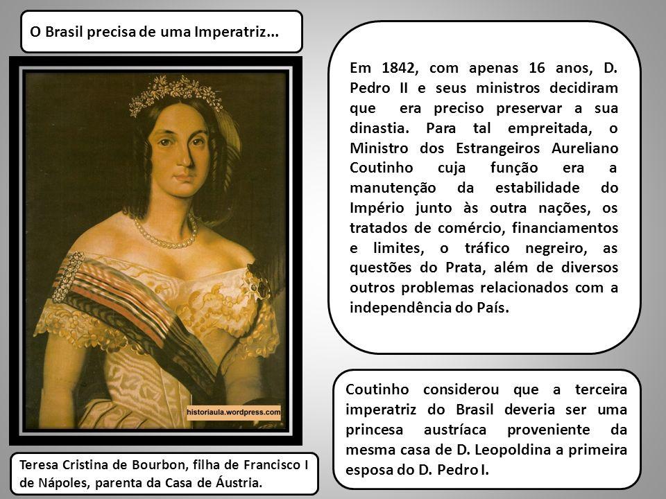 O Brasil precisa de uma Imperatriz...