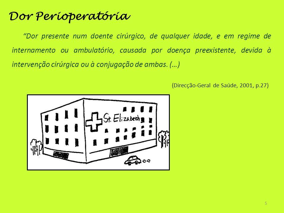 Dor Perioperatória