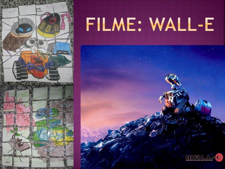 Filme: Wall-e