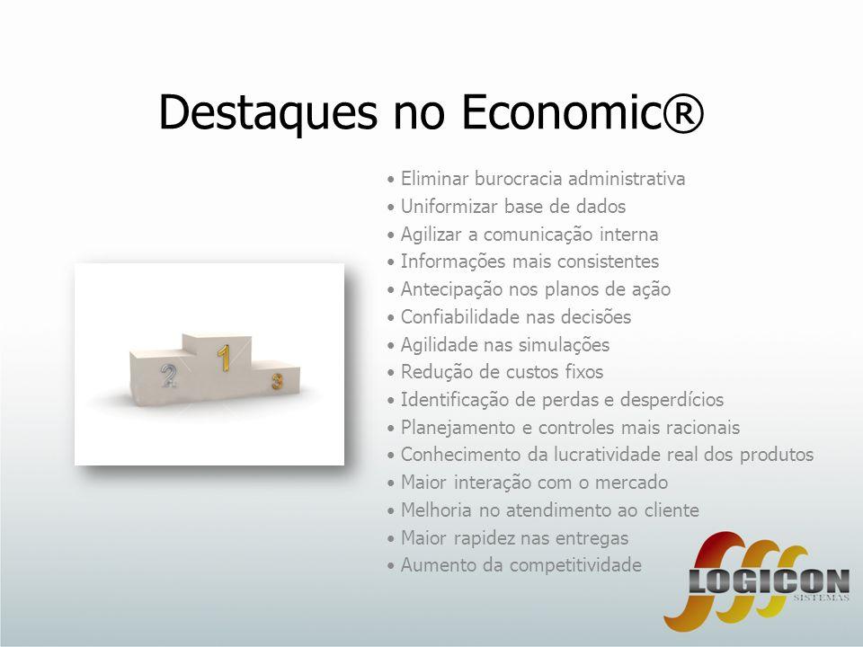 Destaques no Economic®
