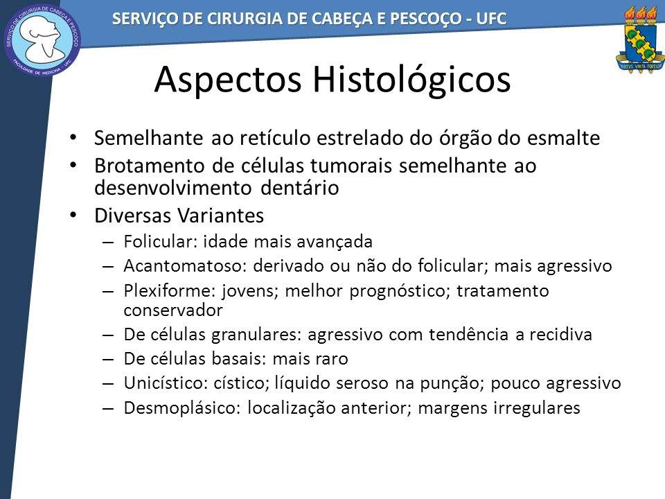 Aspectos Histológicos
