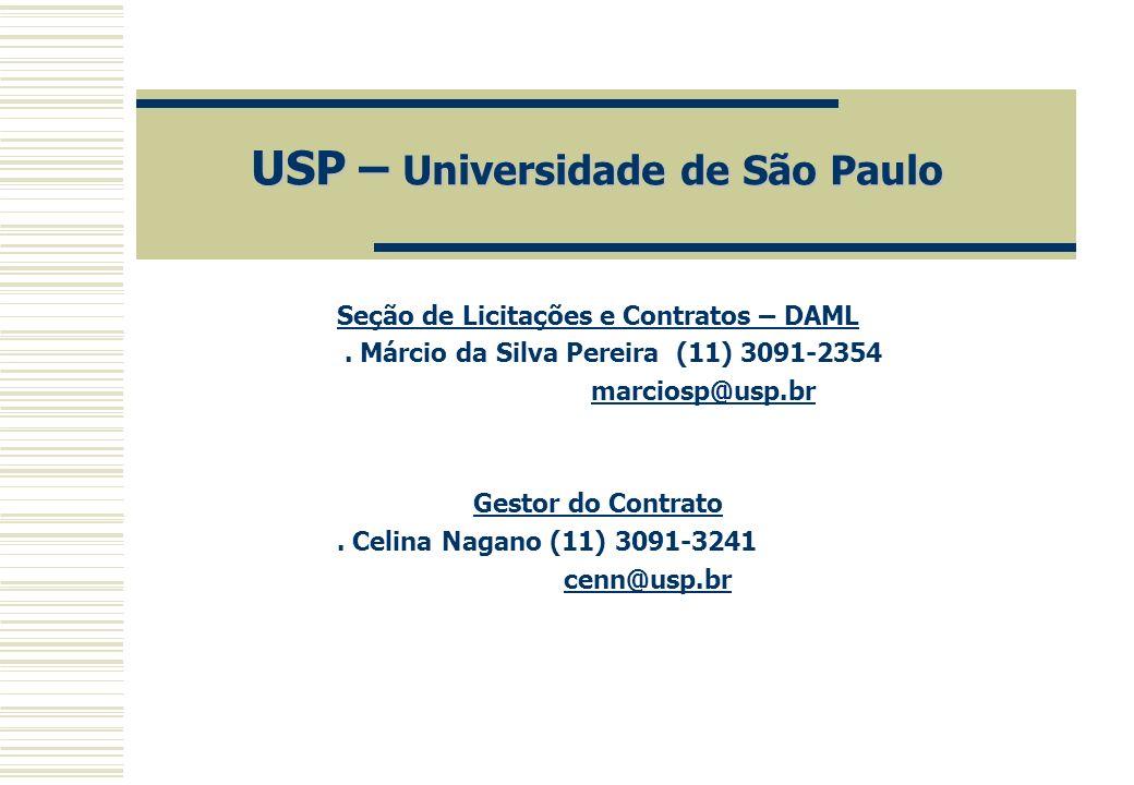 DADOS GERAIS DO AJUSTE CONTRATO RUSP N.º 17/2012 – RUSP