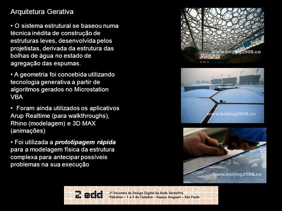 Arquitetura Gerativa