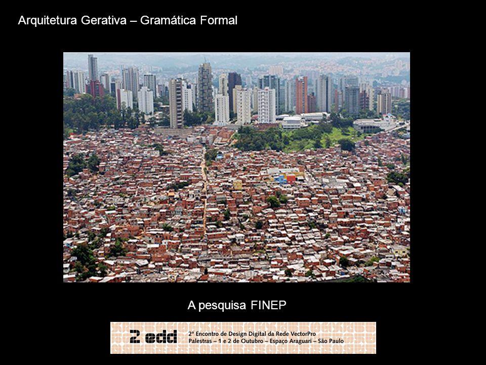 Arquitetura Gerativa – Gramática Formal