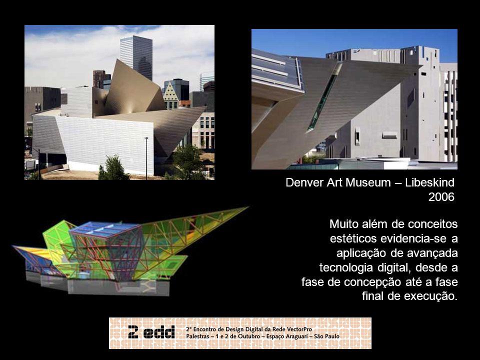 Denver Art Museum – Libeskind 2006