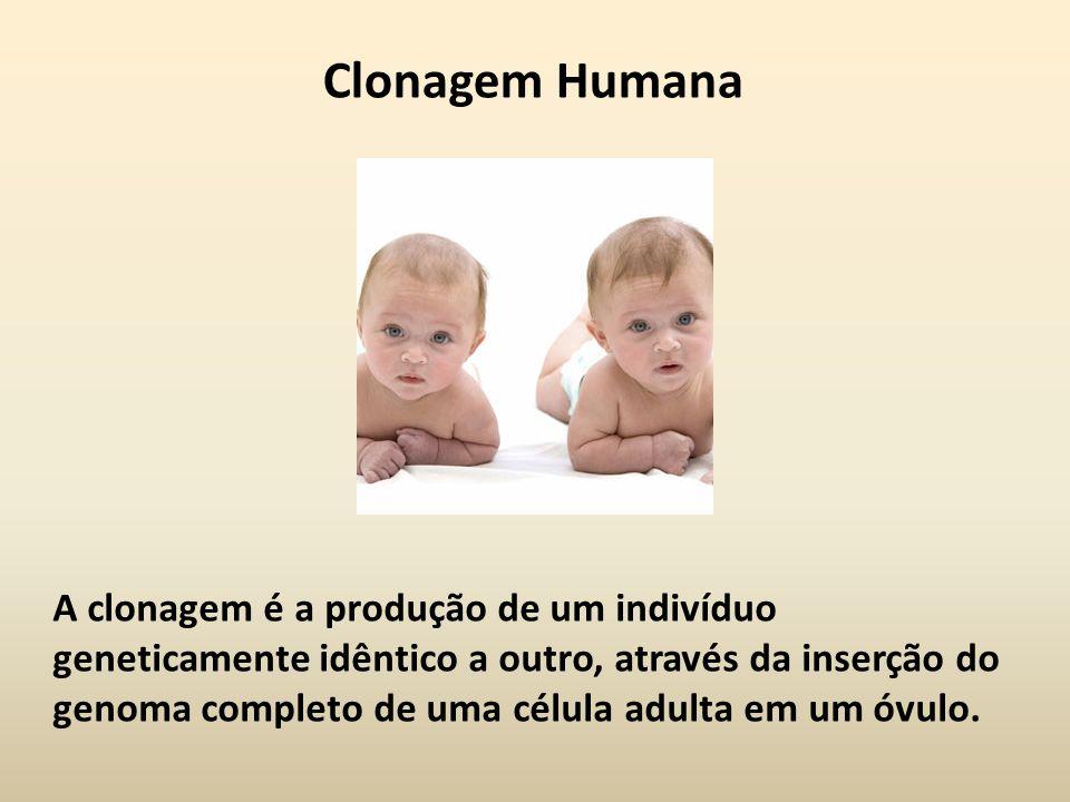 Clonagem Humana