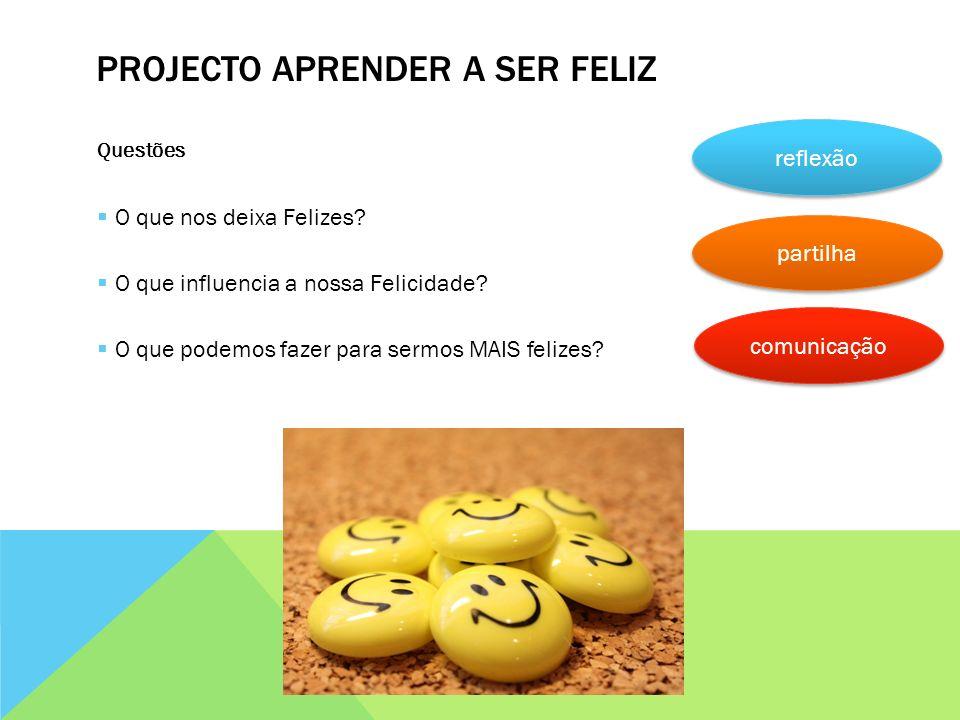 Projecto Aprender a Ser Feliz