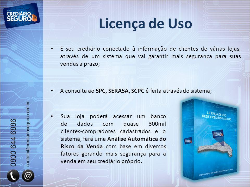 Licença de Uso