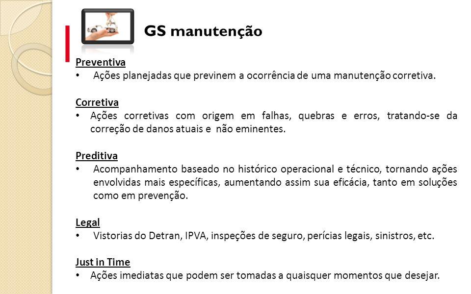 GS manutenção Preventiva