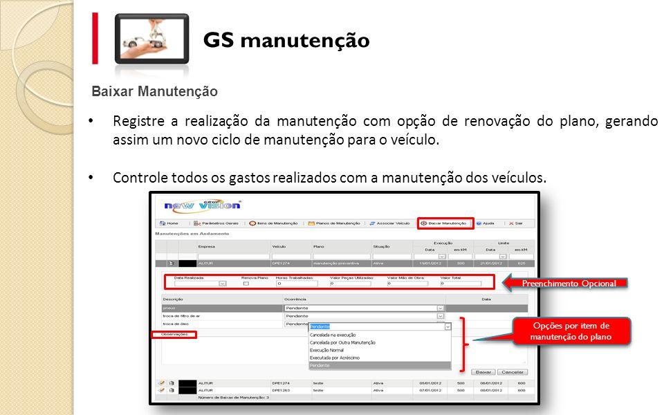 GS manutenção Baixar Manutenção.