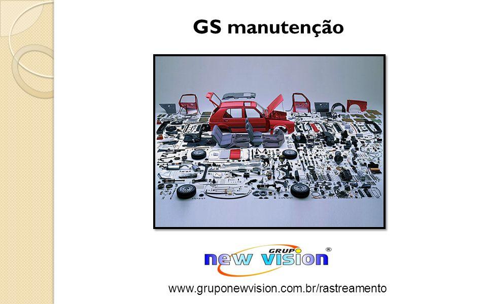 GS manutenção www.gruponewvision.com.br/rastreamento