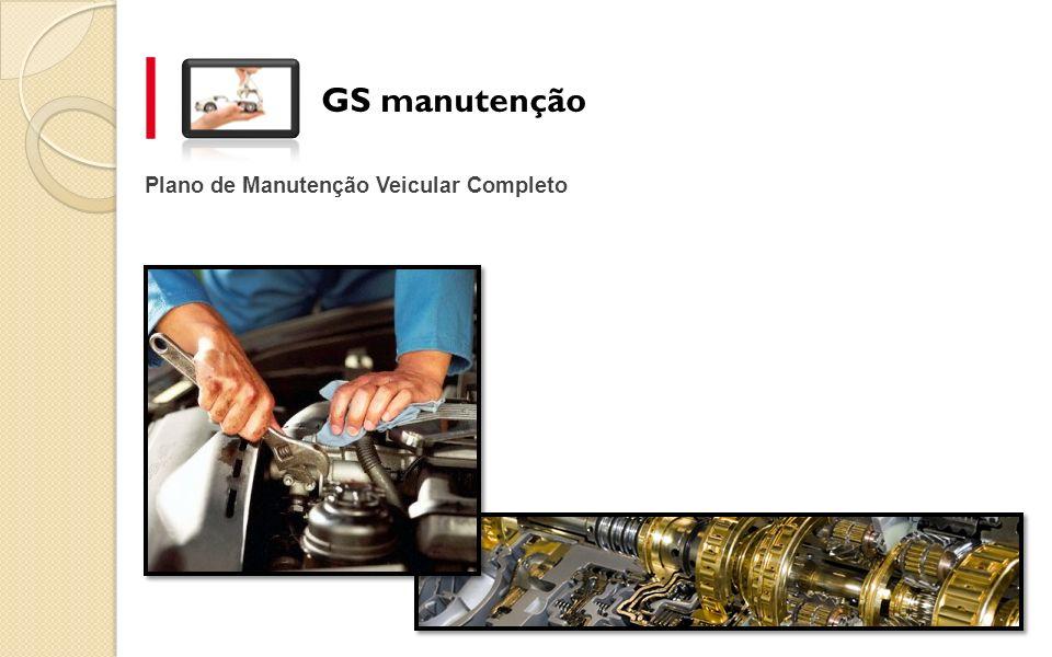 GS manutenção Plano de Manutenção Veicular Completo