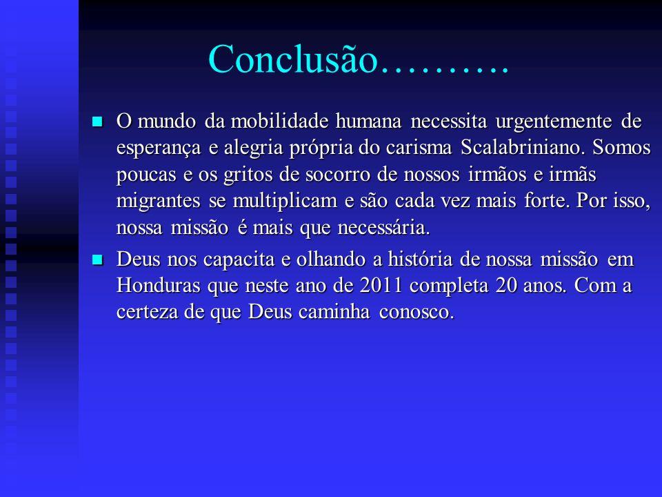 Conclusão……….