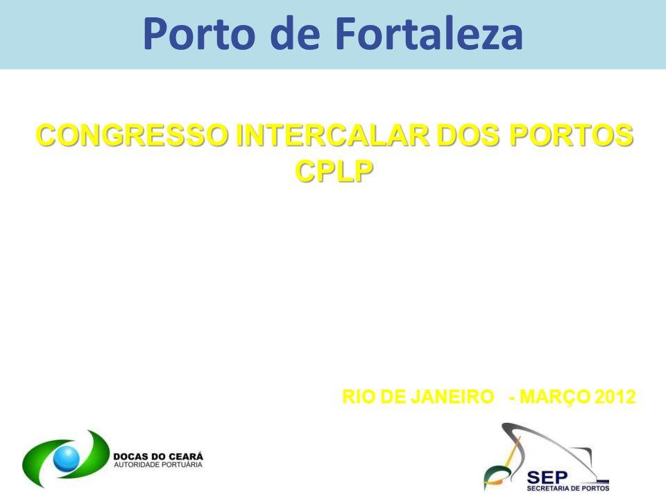 CONGRESSO INTERCALAR DOS PORTOS CPLP
