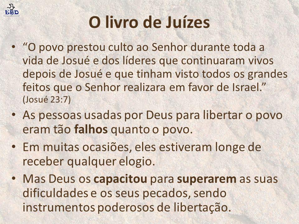 O livro de Juízes