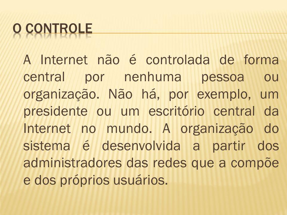 O Controle