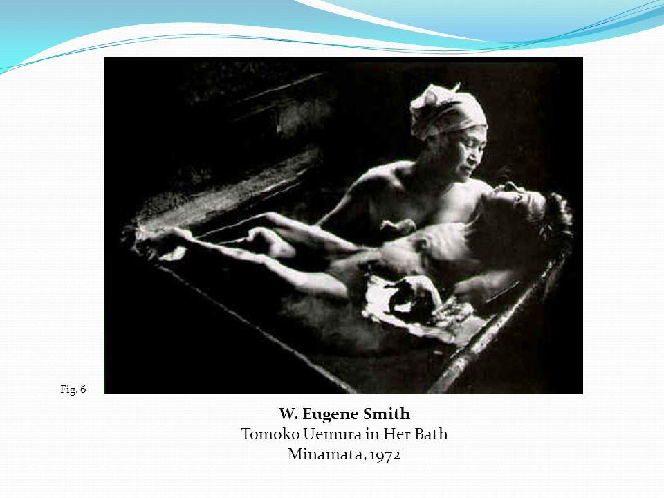 W. Eugene Smith Tomoko Uemura in Her Bath Minamata, 1972