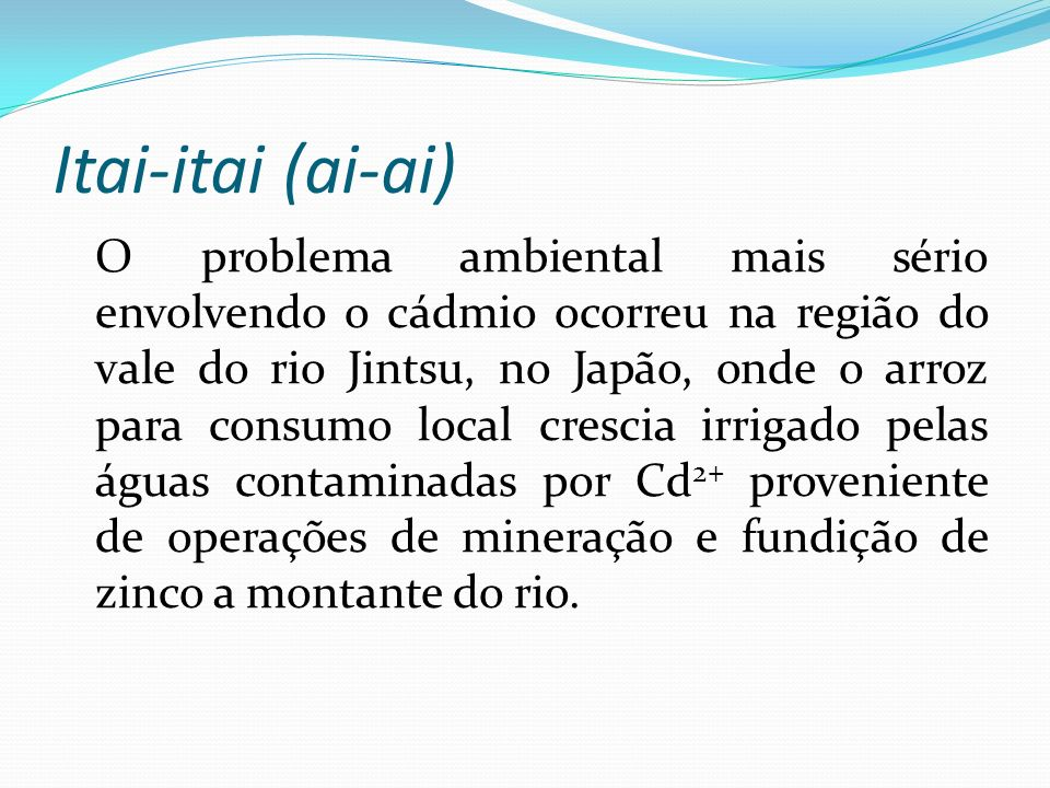 Itai-itai (ai-ai)