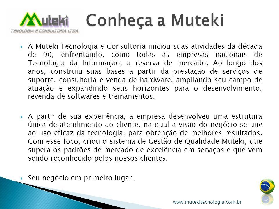 Conheça a Muteki