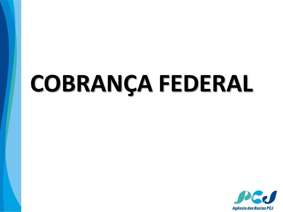 COBRANÇA FEDERAL