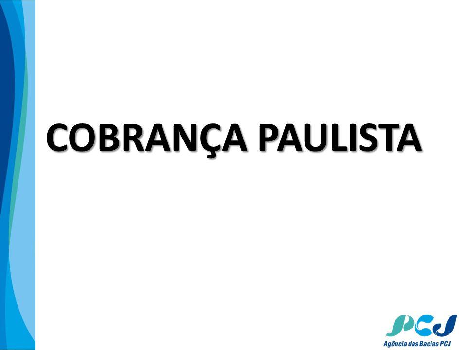 COBRANÇA PAULISTA