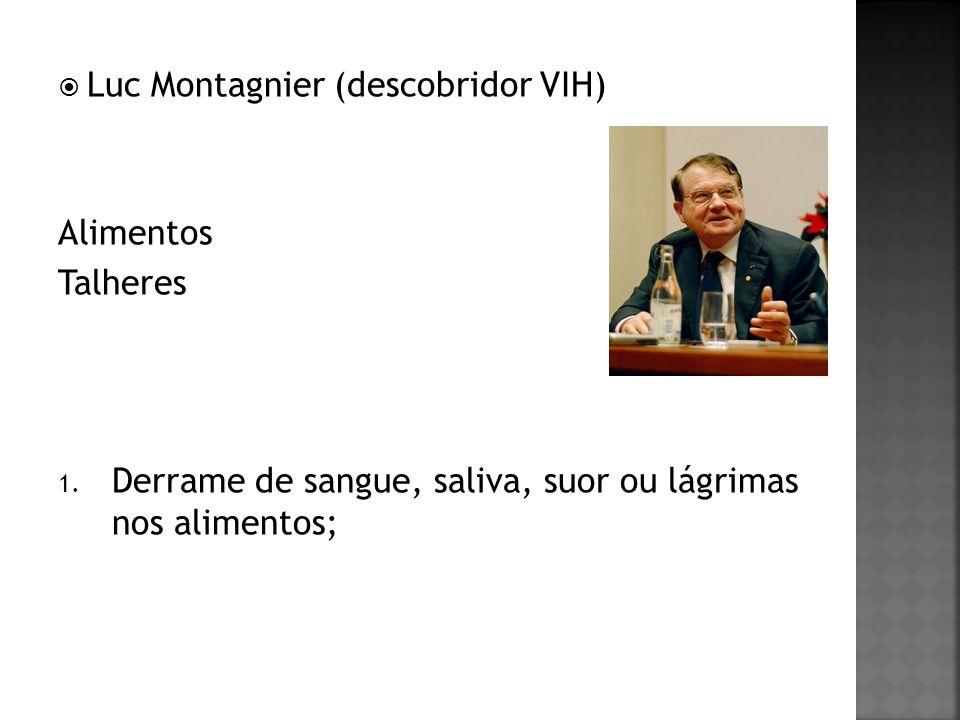 Luc Montagnier (descobridor VIH)