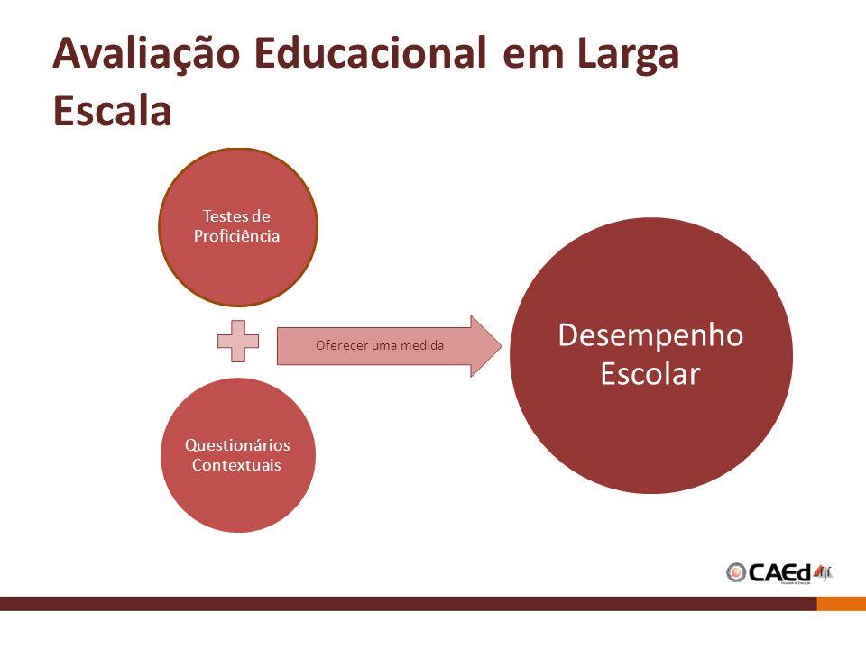 Avaliação Educacional em Larga Escala