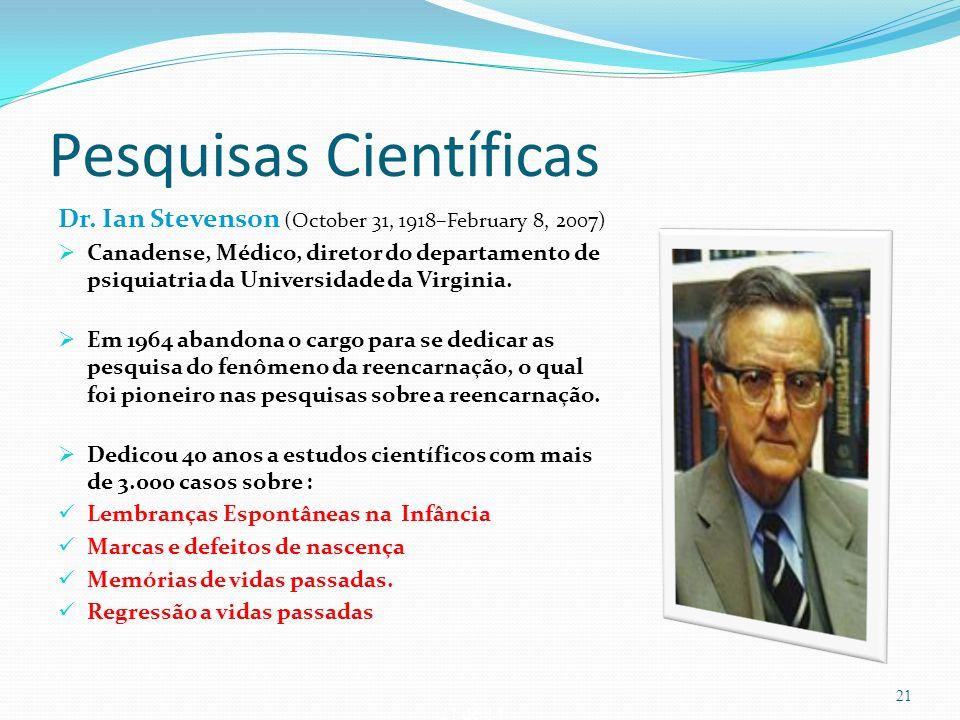 Pesquisas Científicas