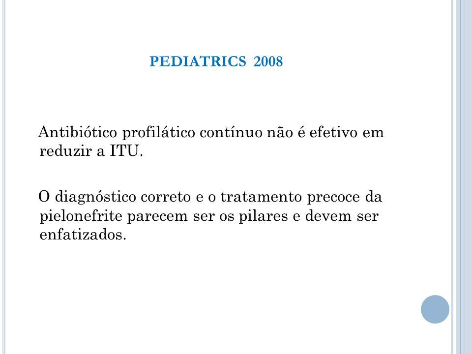 PEDIATRICS 2008