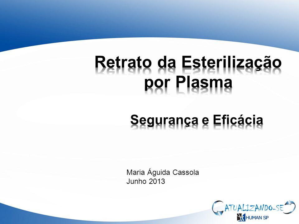 Retrato da Esterilização por Plasma