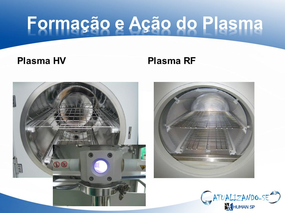 Formação e Ação do Plasma