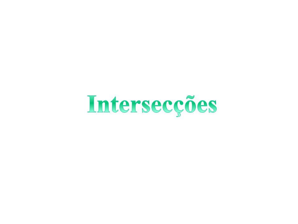 Intersecções