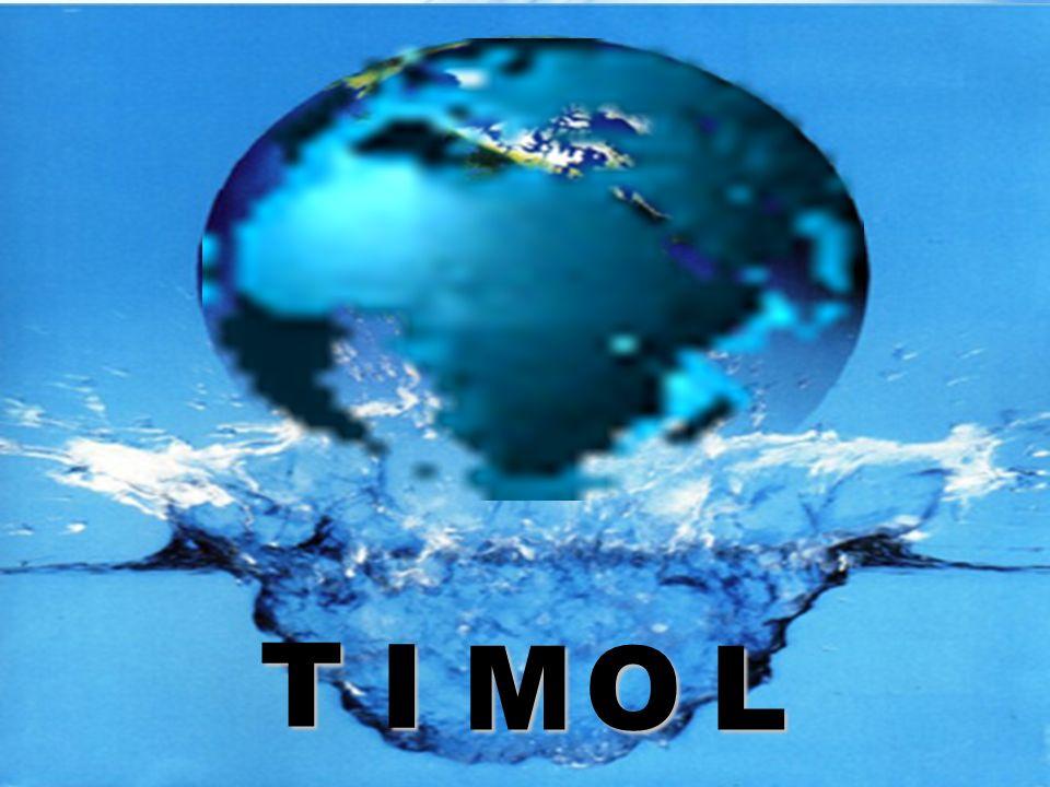 Timol no mundo T I M O L