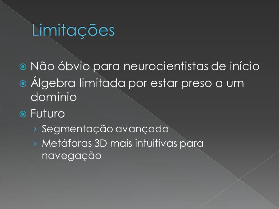 Limitações Não óbvio para neurocientistas de início