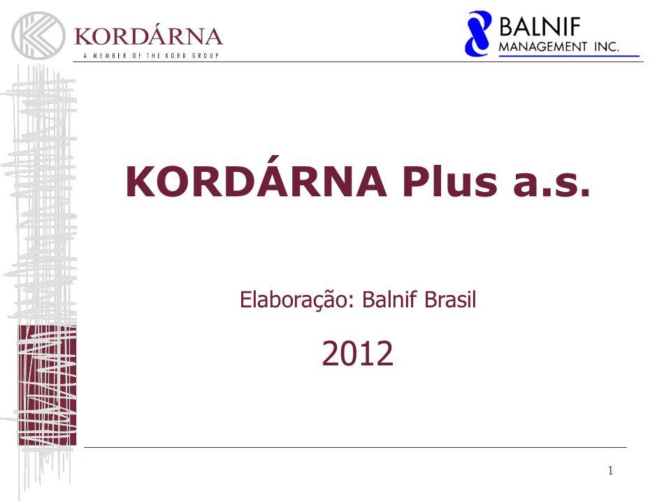 Elaboração: Balnif Brasil