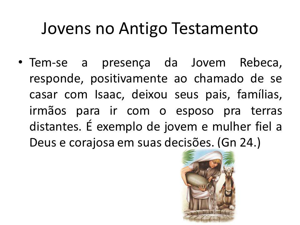 Jovens no Antigo Testamento