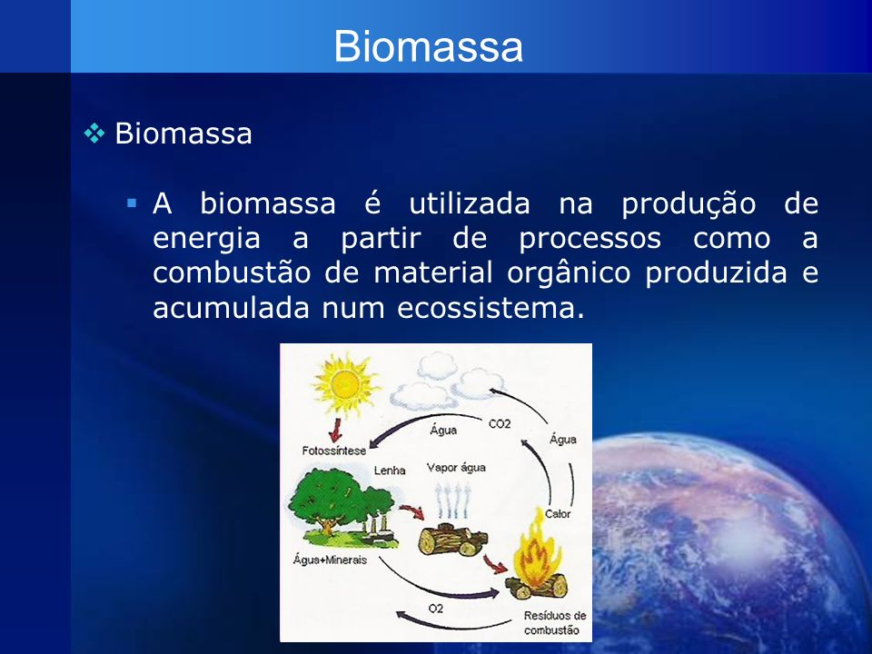 Biomassa Biomassa.