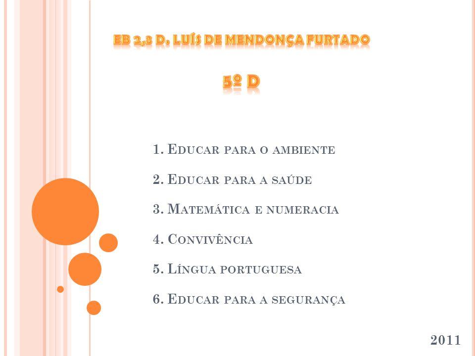 EB 2,3 D. Luís de mendonça Furtado