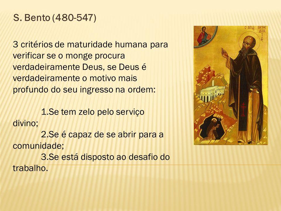 S. Bento (480-547)