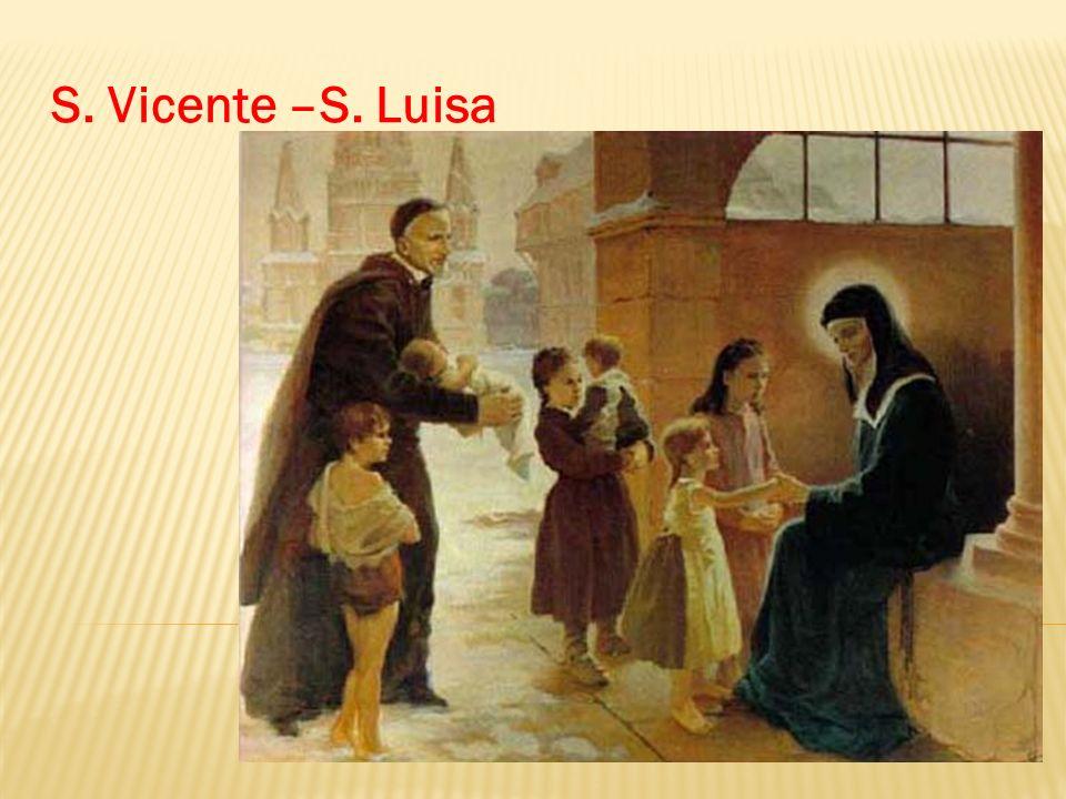 S. Vicente –S. Luisa