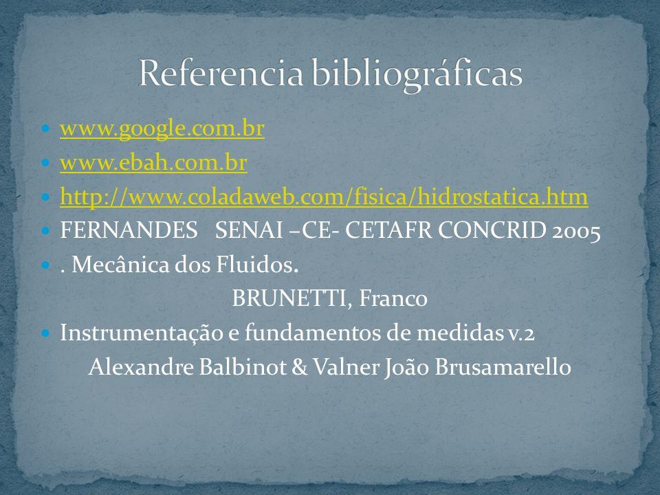Referencia bibliográficas