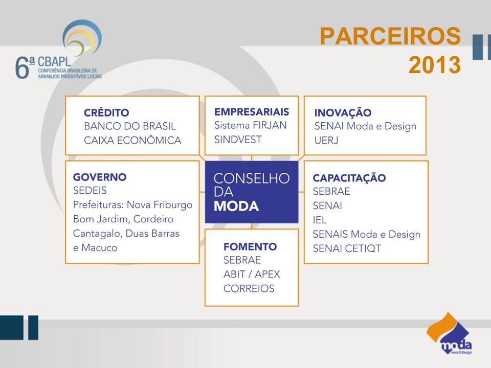 PARCEIROS 2013
