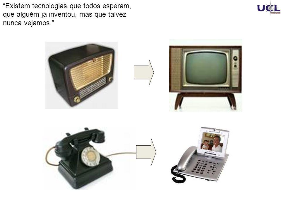 Existem tecnologias que todos esperam, que alguém já inventou, mas que talvez nunca vejamos.
