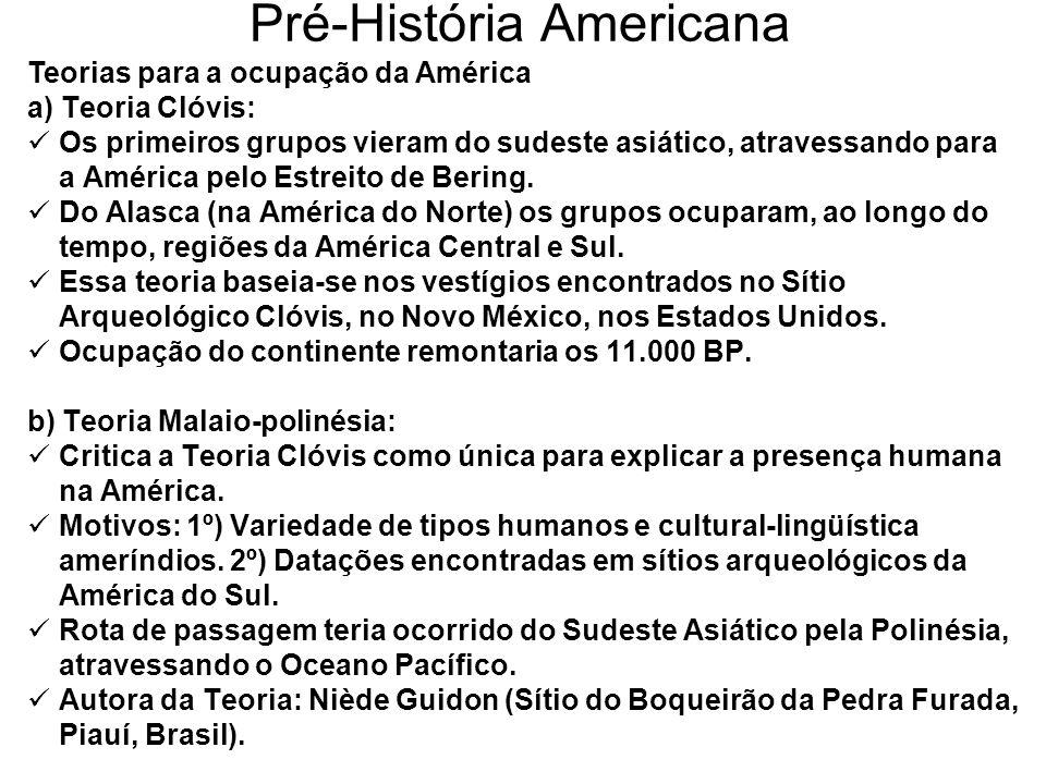 Pré-História Americana