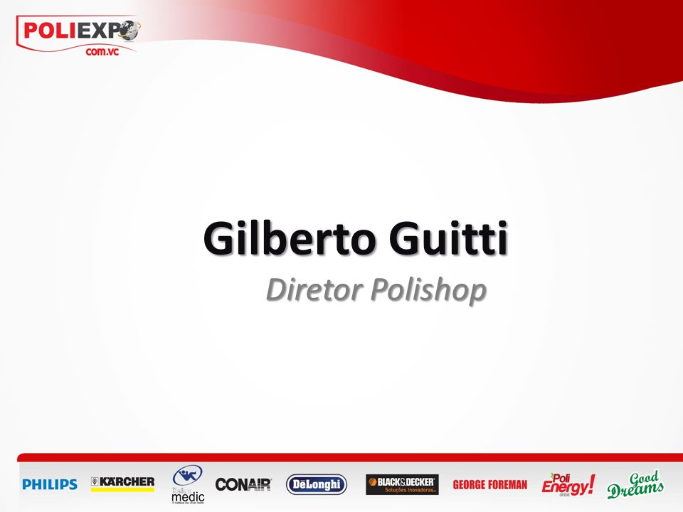 Gilberto Guitti Diretor Polishop