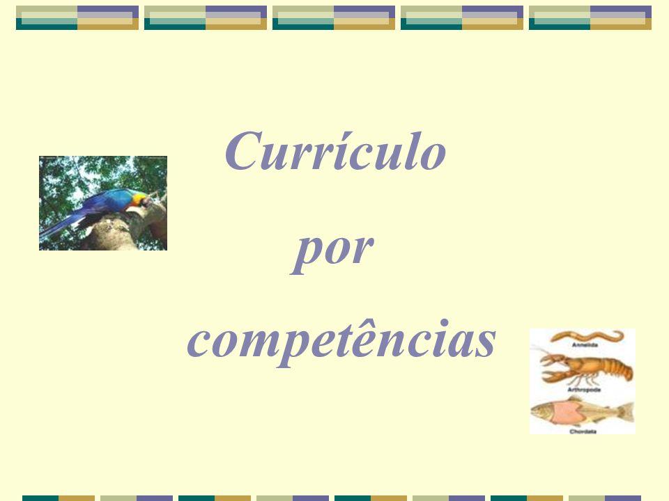 Currículo por competências